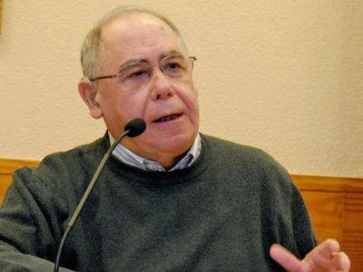 Conferencia P. Darío Mollá SJ