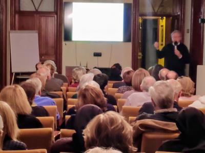 Conferencia: Ciencia y Fe
